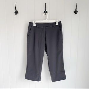 Adidas Climacool Cropped Stretch Pants Size 4